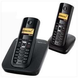 Gigaset Gigaset A580 DUO - Teléfono Fijo Inalámbrico: Amazon.es: Electrónica