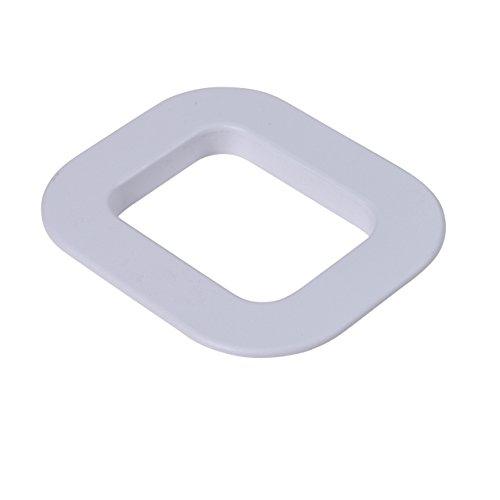 Oatey 38621 Standard 2K Faceplate, 1/2-Inch Deep 0.5-Inch ( Faceplate only)