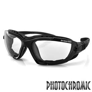 Bobster Renegade Convertible Sunglasses With Photochromic Lens ()