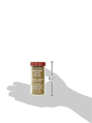 Morton & Basset Spices, Chinese Five Spice, 1.9 Ounce (Pack of 3) by Morton & Bassett (Image #4)