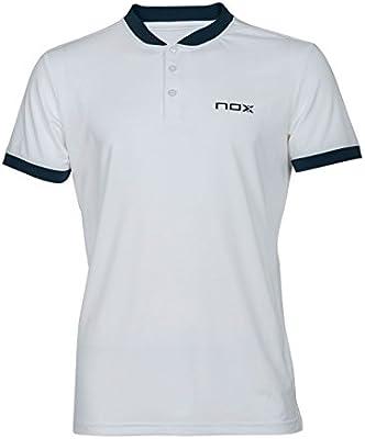 Polo de pádel Nox Kyle (S): Amazon.es: Deportes y aire libre