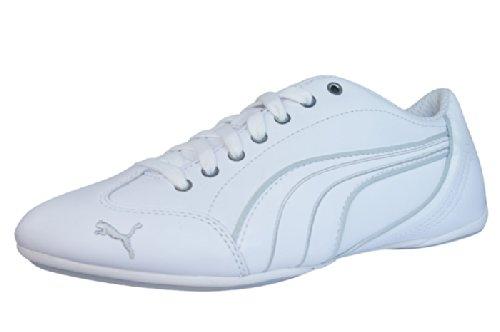 32f210cf2a97 Puma Yalu Womens Leather sneakers Shoes - White - SIZE US 6.5 ...