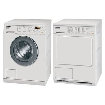 Amazon Com Miele Laundry Bundle Miele W3038 Washer