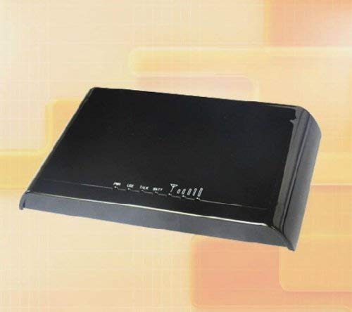 GSM/PSTN Fixed Wireless Terminal with LCR-FWT GSM 8848 Wireless Access Platform/Fly Loop Voice Box Can Be Accessed by/Wireless Landing Platform (Black)