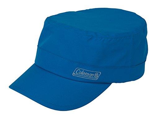 剥ぎ取る覆す若さコールマン レインキャップ ブルー L 2000026968