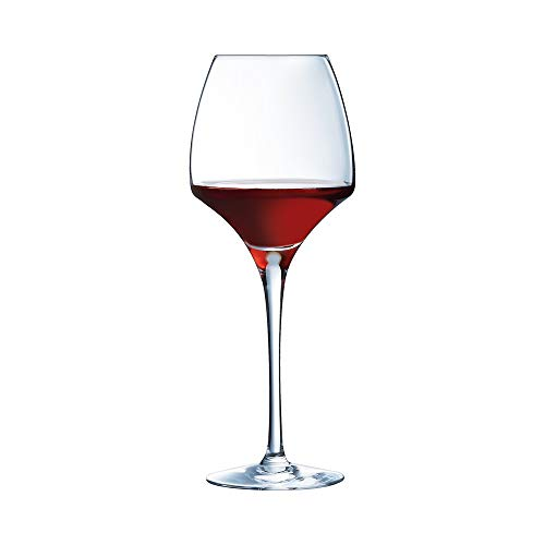 Arcoroc Chef & Sommelier Open Up 13.5oz Universal Tasting Wine Glass (Pack of 6) ()