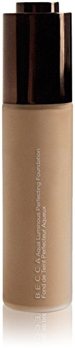 BECCA Aqua Luminous Perfecting Foundation- Tan, 1 Ounce