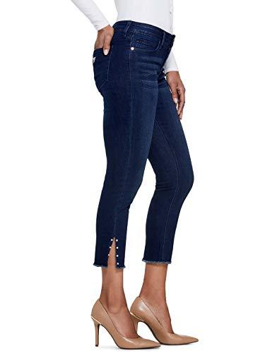 s Eilise Embellished Side-Split Jeans ()