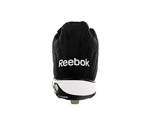 Zapatillas Hombre Reebok Pro High N Tight Ii Mid H Zapatillas Hombre Sz Negro / Blanco / Plateado