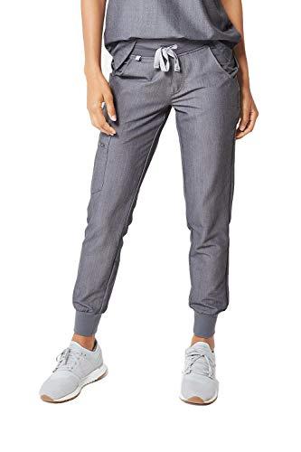 (FIGS Women's Zamora 2.0 Medical Scrub Pants, Graphite S)