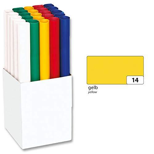 gelb CREATIV DISCOUNT/® NEU 5er Pack Transp.papier Extra Stark