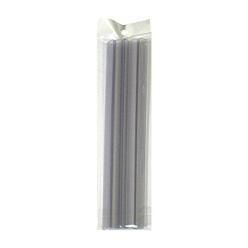 BENNON C-11 A4 Paper Binding Bars 11 mm. Slide Lock, Clear Color, 10 pcs / Pack.