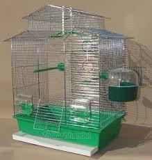 Jaula de pájaro jaula, exoten, Periquito, 60 cm Jaula Pájaro Bauer ...