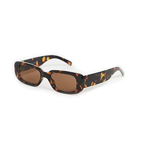 New Energy © Small Rectangle Square Retro Cat Eye Sunglasses 400 UV