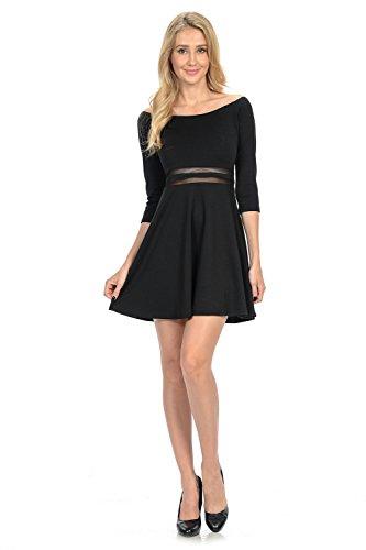 Buy bras for mesh insert dress - 8