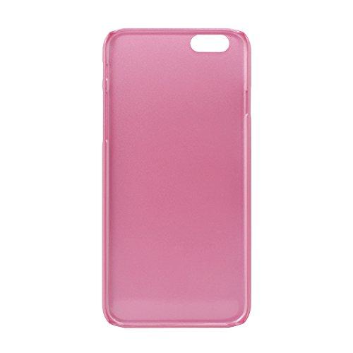 "iProtect Apple iPhone 6 Plus (5,5"") Hülle Glitzer Flash Sparkle Hard Case Schutzhülle rosa"