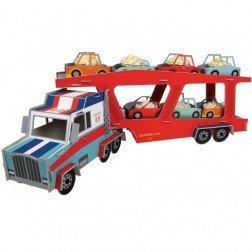 Rig Transporter - Meri Meri Big Rig Cupcake Transporter