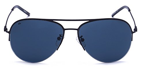 "PRIVÉ REVAUX ""The Ace"" Handcrafted Designer Aviator Sunglasses For Men & Women"