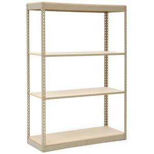 ing with Particle Board Shelves, 48 x 24 x 84 ()