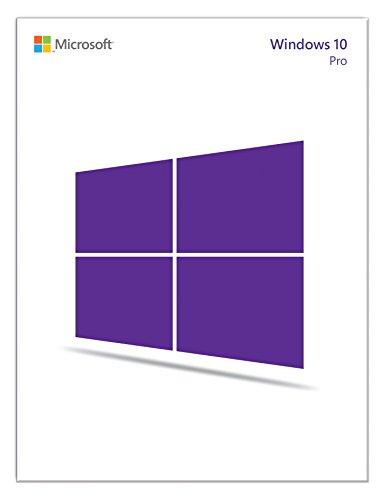Microsoft Windows Professional 10 32-bit/64-bit 1 Lizenz [PC Online Code]