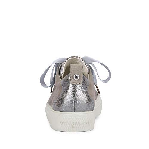 022 Lacets cloud De À Ville Silver Green Femme Pour Chaussures Paul 4656 qwE0Ef