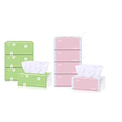 Log Pumping Paper - 4 Packs Of Pumping Paper Towels, Baby Paper Towels Household - Suitable for All Noses: Kitchen & Dining