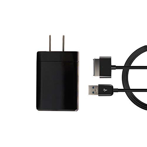 AC Charger Compatible with Asus Transformer TF101 TF101-B1 10.1-inch Tablet Power Supply Adapter Cord
