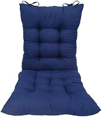 Amazon.com: FlyGulls - Juego de cojines para silla y ...
