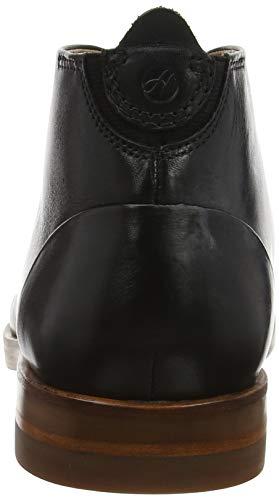 H Black Uomo Hudson by Bedlington Nero Stivali 01 Chukka rFUrAwq