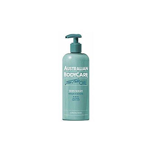 オーストラリアのボディケアスキンウォッシュ(500ミリリットル) x2 - Australian Bodycare Skin Wash (500ml) (Pack of 2) [並行輸入品] B07255GHW5