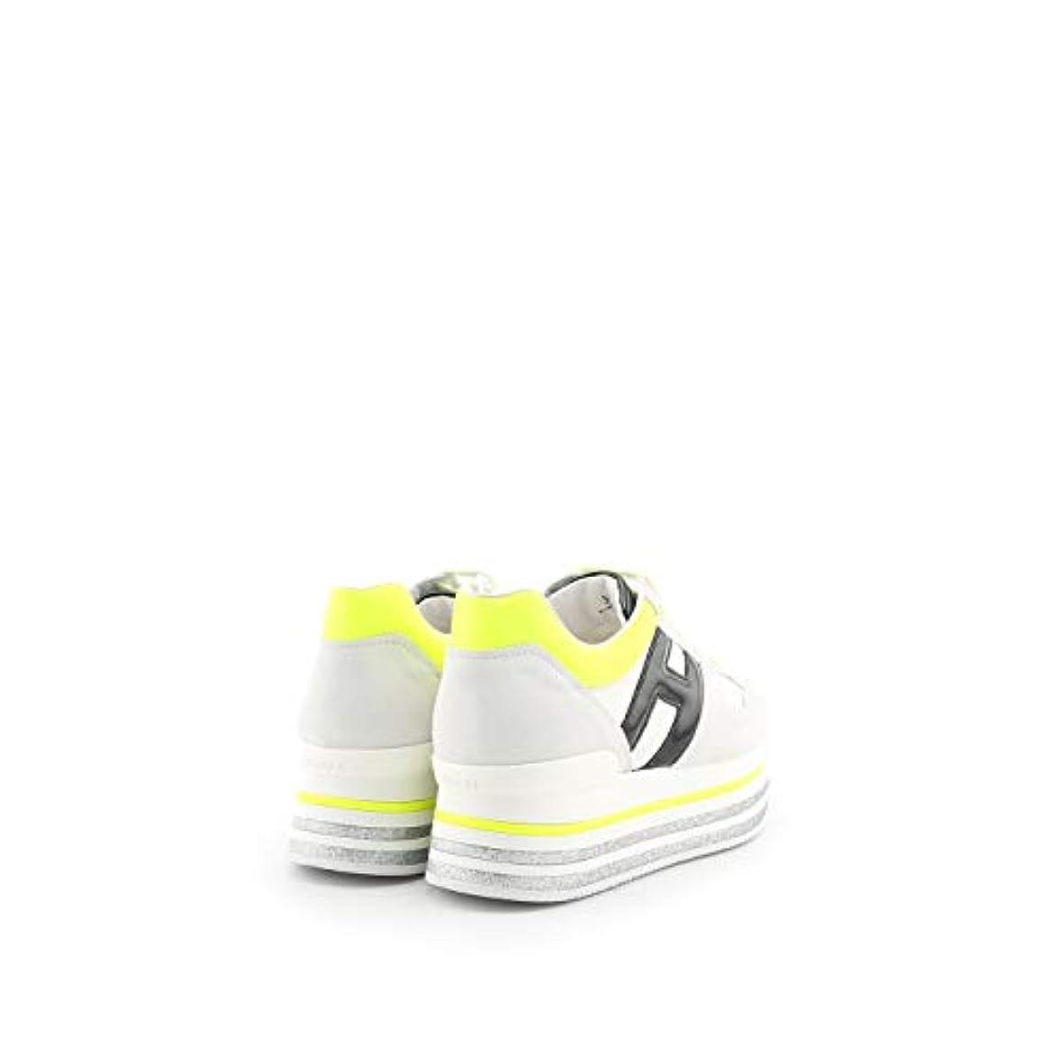 Hogan Sneakers Donna Hxw4220u352kwq0qf4 Pelle Bianco