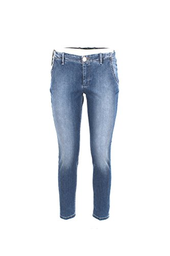 Jeans Donna No Lab 29 Denim Soho D53 B158 Primavera Estate 2018