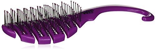 Wet Brush Shower Detangler, Purple, 3.2 Ounce