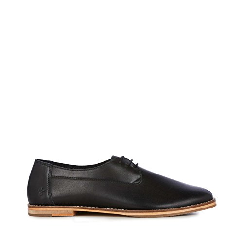 Riddoch Australia EMU Shoes Womens Black Cow Leather wqPRRTctd