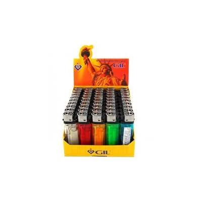 50X Premium Qualité briquets jetables