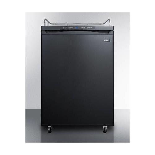 Summit SBC635MNK Wine Dispenser, Black