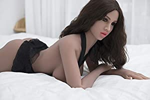 ZG Doll Lifelike TPE Love Doll with 3 Openings Tan Skin-USA Shipment
