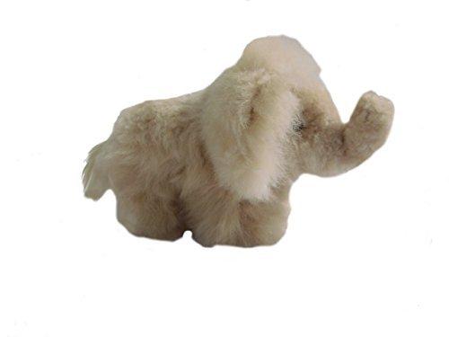 Alpakaandmore Baby Alpaca Fur Elephant Toy Hand Made 11 Inch