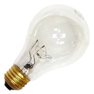 130v A21 Light Bulb - Sylvania 12817 - 116A21/TS/8M 130V Traffic Signal Light Bulb