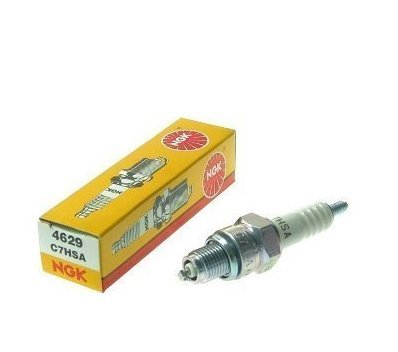 NGK C7HSA SPARK PLUG GY6 49CC 50CC 150CC CHINESE SCOOTER PIT BIKE ATV GO  KART