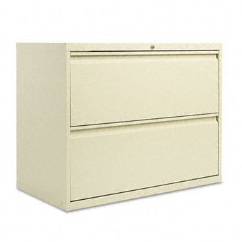 Alera 5000 Series - Alera® 5000 Series Two-Drawer Lateral File FILE,LAT 2DRW 36IN WDE,PY (Pack of2)