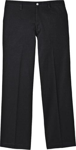 Dickies Men's Big-Tall Flame Resistant Twill Pant, Black, (Fr Twill Pants)