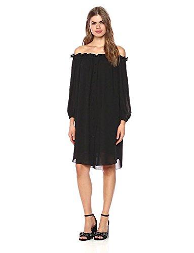 long black peasant dress - 2