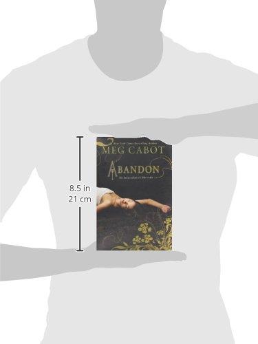 Abandon meg cabot goodreads giveaways