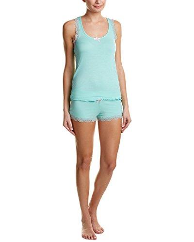 Honeydew Womens Intimates 2Pc All American Pajama Short Set, S