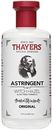 Facial Toner & Astringent: Thayers Witch Hazel Astringent