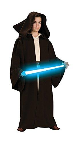 [Jedi Robe Super Deluxe Child Medium Halloween Costume] (Super Deluxe Jedi Robe Costume)