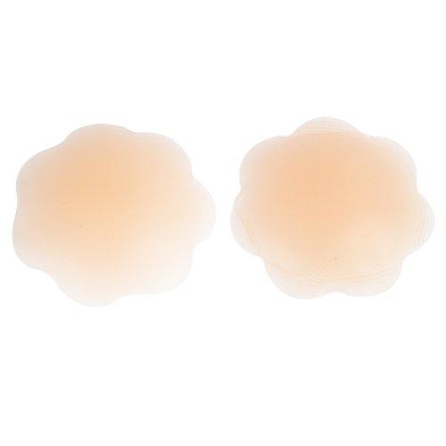 Popamazing Brustaufkleber Brust Aufkleber Abdeckung Brustwarzenabdeckung aus Silikon von popamazing(BH Einlagen) Super Angebot!!! EtMturgUn