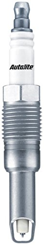 Set (8pcs) Autolite Platinum Core Spark Plugs Resistor Tapered Seat 16mm x 1.50 Thread HT1