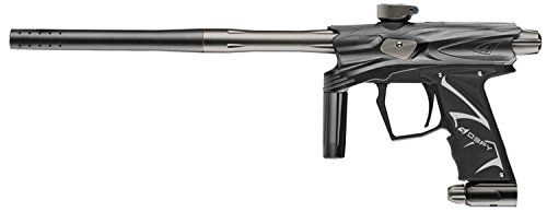 D3FY Tournament Paintball Marker Gun with Tadao Board, Black/Gray